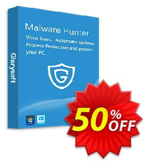 Malware Hunter Pro discount coupon GUP50 - Best sales code of Malware Hunter Pro, tested in February 2021