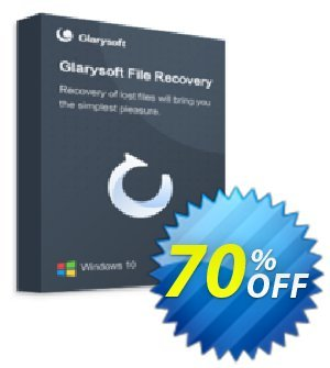 Get Glarysoft File Recovery Pro 70% OFF coupon code