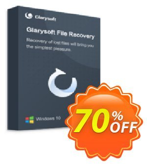 Get Glarysoft File Recovery Pro Annually 70% OFF coupon code