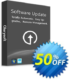 Glary Software Update PRO Coupon, discount 50% OFF Glary Software Update PRO Feb 2020. Promotion: Best sales code of Glary Software Update PRO, tested in February 2020