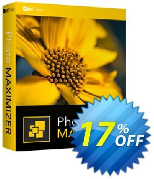 inPixio Photo Maximizer Coupon, discount 17% OFF inPixio Photo Maximizer, verified. Promotion: Best promotions code of inPixio Photo Maximizer, tested & approved