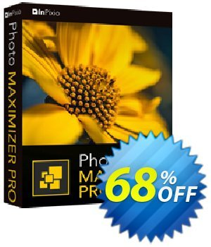 inPixio Photo Maximizer PRO Coupon, discount 68% OFF inPixio Photo Maximizer PRO, verified. Promotion: Best promotions code of inPixio Photo Maximizer PRO, tested & approved