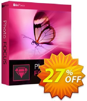 inPixio Photo Focus discount coupon 27% OFF inPixio Photo Focus, verified - Best promotions code of inPixio Photo Focus, tested & approved