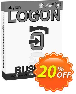 abylon LOGON Business 프로모션 코드 20% OFF abylon LOGON Business, verified 프로모션: Big sales code of abylon LOGON Business, tested & approved