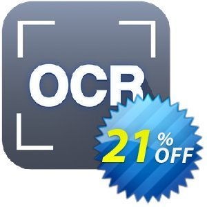 Cisdem OCRWizard 프로모션 코드 Cisdem OCRWizard for Mac - Single License Big discounts code 2019 프로모션: Promo code of Cisdem.com