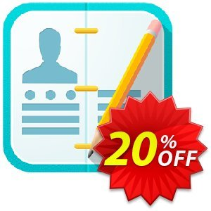 Cisdem ContactsMate for 5 Macs (Lifetime License) 優惠券,折扣碼 Cisdem ContactsMate for Mac - 1 Year License for 5 Macs stunning sales code 2020,促銷代碼: stunning sales code of Cisdem ContactsMate for Mac - 1 Year License for 5 Macs 2020