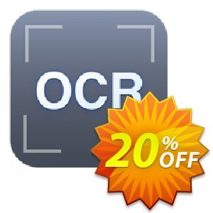 Cisdem OCRWizard for Mac - License for 5 Macs Coupon discount Cisdem OCRWizard for Mac - License for 5 Macs big discounts code 2019 - big discounts code of Cisdem OCRWizard for Mac - License for 5 Macs 2019