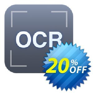 Cisdem OCRWizard for Mac - Business License for 2-5 Macs Coupon discount Cisdem OCRWizard for Mac - Business License for 2-5 Macs   special sales code 2019 - special sales code of Cisdem OCRWizard for Mac - Business License for 2-5 Macs   2019