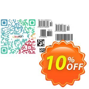 VeryUtils Barcode Generator COM/SDK Coupon, discount 10% OFF VeryUtils Barcode Generator COM/SDK, verified. Promotion: Wonderful discounts code of VeryUtils Barcode Generator COM/SDK, tested & approved