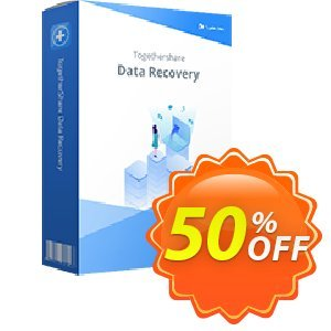 TogetherShare Data Recovery Enterprise Lifetime Coupon, discount Windows Unlimited 70% off. Promotion: