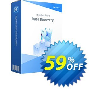 Get TogetherShare Data Recovery for Mac Professional 59% OFF coupon code
