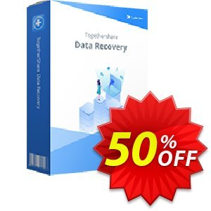 Get TogetherShare Data Recovery for Mac Enterprise Lifetime 50% OFF coupon code