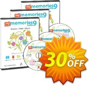 My Memories Suite Disc Bundle Packs discount coupon 30% OFF My Memories Suite Disc Bundle Packs, verified - Amazing promotions code of My Memories Suite Disc Bundle Packs, tested & approved