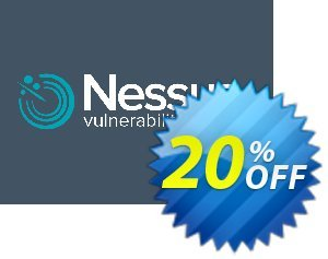 Tenable Nessus professional (1 Year + Advanced Support) Coupon discount 20% OFF Tenable Nessus professional (1 Year + Advanced Support), verified. Promotion: Stunning sales code of Tenable Nessus professional (1 Year + Advanced Support), tested & approved
