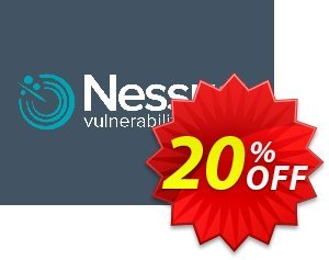 Tenable Nessus professional (2 Years) discount coupon 20% OFF Tenable Nessus professional, verified - Stunning sales code of Tenable Nessus professional, tested & approved