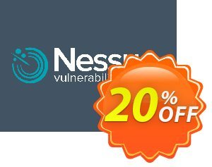Tenable Nessus professional (3 Years) discount coupon 20% OFF Tenable Nessus professional (3 Years), verified - Stunning sales code of Tenable Nessus professional (3 Years), tested & approved