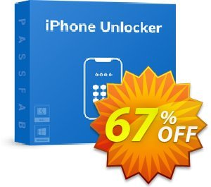 PassFab iPhone Unlocker (for Mac) Coupon discount 67% OFF PassFab iPhone Unlocker (for Mac), verified. Promotion: Staggering deals code of PassFab iPhone Unlocker (for Mac), tested & approved