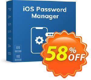 PassFab iOS Password Manager Coupon, discount 58% OFF PassFab iOS Password Manager, verified. Promotion: Staggering deals code of PassFab iOS Password Manager, tested & approved