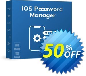PassFab iOS Password Manager (for Mac) Coupon, discount 50% OFF PassFab iOS Password Manager (for Mac), verified. Promotion: Staggering deals code of PassFab iOS Password Manager (for Mac), tested & approved