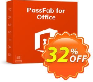 PassFab for Office Coupon, discount 32% OFF PassFab for Office, verified. Promotion: Staggering deals code of PassFab for Office, tested & approved