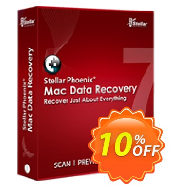 Stellar Phoenix Macintosh Data Recovery French v7.0 Coupon, discount Massimo Marchese Discount @ 10% & Commission 20%. Promotion: NVC Exclusive Coupon