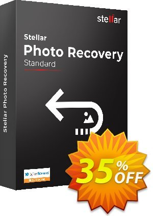 Stellar Photo Recovery for Mac 優惠券,折扣碼 Stellar Photo Recovery Standard (Mac) [1 Year Subscription] formidable promotions code 2021,促銷代碼: NVC Exclusive Coupon