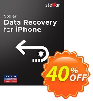 Stellar Phoenix Data Recovery for iPhone (MAC version) Coupon, discount Smart Finder 50% Off. Promotion: NVC Exclusive Coupon