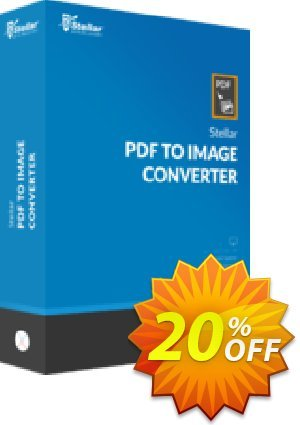 Stellar PDF to Image Converter coupon for MAC Coupon, discount Stellar PDF to Image Converter - Mac awful deals code 2020. Promotion: NVC Exclusive Coupon
