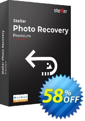 Stellar Photo Recovery Premium (Mac) 優惠券,折扣碼 Stellar Photo Recovery-Mac Premium [1 Year Subscription] super sales code 2020,促銷代碼: NVC Exclusive Coupon