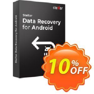 Stellar Data Recovery for Android Coupon, discount Stellar Data Recovery for Android super promotions code 2021. Promotion: super promotions code of Stellar Data Recovery for Android 2021