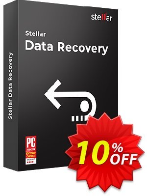 Stellar Data Recovery Standard (1 Year) Coupon, discount 10% OFF Stellar Data Recovery Standard (1 Year), verified. Promotion: Stirring discount code of Stellar Data Recovery Standard (1 Year), tested & approved