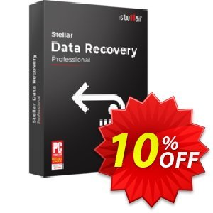 Stellar Data Recovery Professional (2 Years) Coupon, discount Stellar Data Recovery Professional Windows [2 Year Subscription] Wondrous discounts code 2021. Promotion: Wondrous discounts code of Stellar Data Recovery Professional Windows [2 Year Subscription] 2021