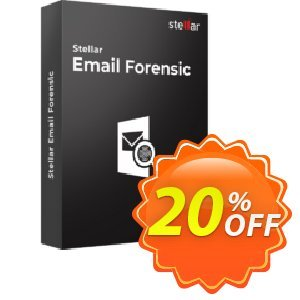 Stellar Email Forensic 프로모션 코드 Stellar Email Forensic Special discount code 2020 프로모션: Special discount code of Stellar Email Forensic 2020