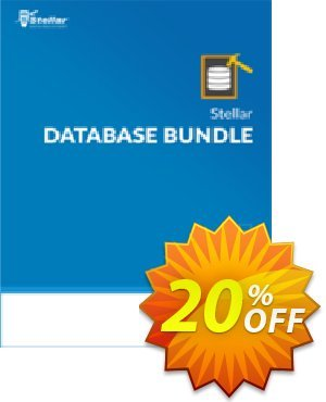Stellar Database Bundle Coupon, discount Stellar Database Bundle dreaded deals code 2021. Promotion: fearsome sales code of Stellar Database Bundle 2021