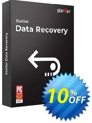 Stellar Data Recovery Coupon discount Stellar Data Recovery - Windows Standard [1 Year Subscription] wonderful promotions code 2020. Promotion: NVC Exclusive Coupon