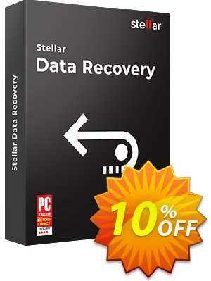 Get Stellar Data Recovery Standard 20% OFF coupon code