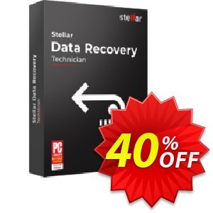 Stellar Data Recovery Technician discount coupon Stellar Data Recovery - Windows Technician [1 Year Subscription] stirring offer code 2020 - NVC Exclusive Coupon