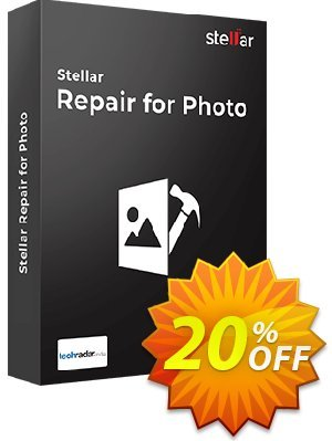 Stellar Phoenix JPEG Repair discount (Windows) Coupon, discount Stellar Repair for Photo Windows [1 Year Subscription] excellent promotions code 2019. Promotion: NVC Exclusive Coupon