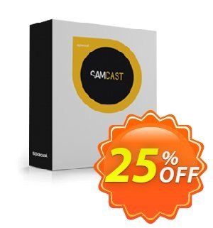 SAM Cast STUDIO discount coupon 25% OFF SAM Cast STUDIO, verified - Amazing promo code of SAM Cast STUDIO, tested & approved