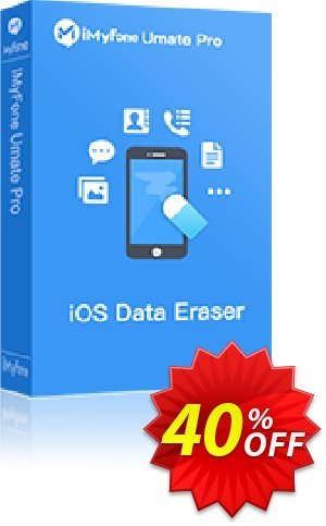 iMyfone Umate Pro for Mac - (Lifetime/11-15 iDevices) 優惠券,折扣碼 iMyfone discount (56732),促銷代碼: iMyfone promo code