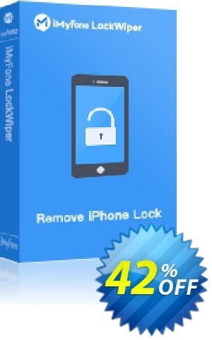 iMyFone LockWiper for Mac (Lifetime/6-10 iDevices)  촉진