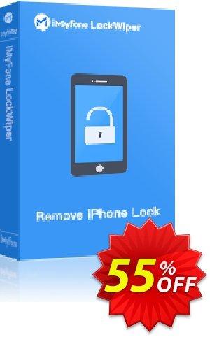 iMyFone LockWiper for Mac - Basic License Coupon, discount iMyfone discount (56732). Promotion: iMyfone promo code