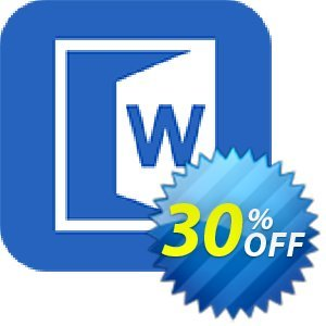 Passper for Word Coupon, discount 30% OFF Passper for Word, verified. Promotion: Awful offer code of Passper for Word, tested & approved