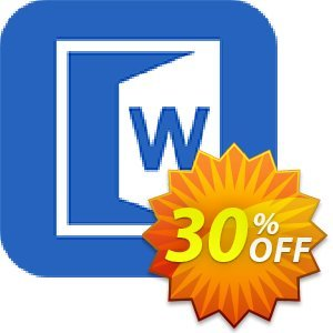 Passper for Word (1-Year) discount coupon 30% OFF Passper for Word (1-Year), verified - Awful offer code of Passper for Word (1-Year), tested & approved