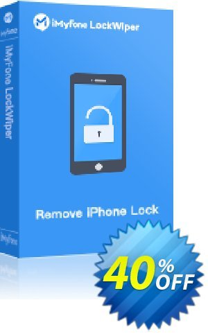 iMyFone LockWiper Android (Lifetime/16-20 Devices) Coupon discount iMyfone discount (56732). Promotion: iMyfone LockWiper (Android) Family promo code