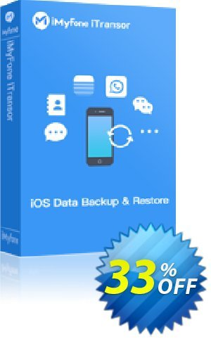 iMyFone iTransor for Mac discount coupon iMyFone iTransor for Mac - Basic Plan - iMyFone OFf