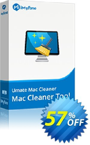 iMyFone Umate Mac Cleaner 優惠券,折扣碼 Mac Cleaner discount (56732),促銷代碼: iMyFone Umate Mac Cleaner promo code