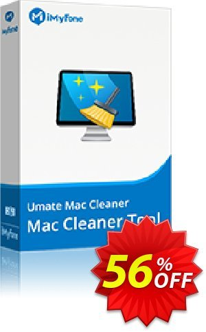 iMyFone Umate Mac Cleaner (Lifetime) 優惠券,折扣碼 Mac Cleaner discount (56732),促銷代碼: iMyFone Umate Mac Cleaner code for discount