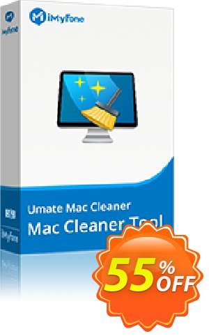 iMyFone Umate Mac Cleaner Family (Lifetime) discount coupon iMyFone Mac Cleaner discount for Lifetime License(56732) - iMyFone Mac Cleaner offer discount code for Lifetime License