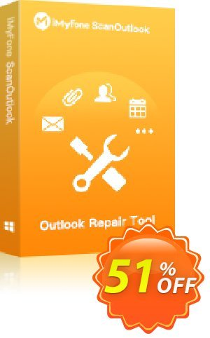 iMyFone ScanOutlook Coupon, discount iMyfone ScanOutlook Lifetime discount (56732). Promotion: ScanOutlook promo code